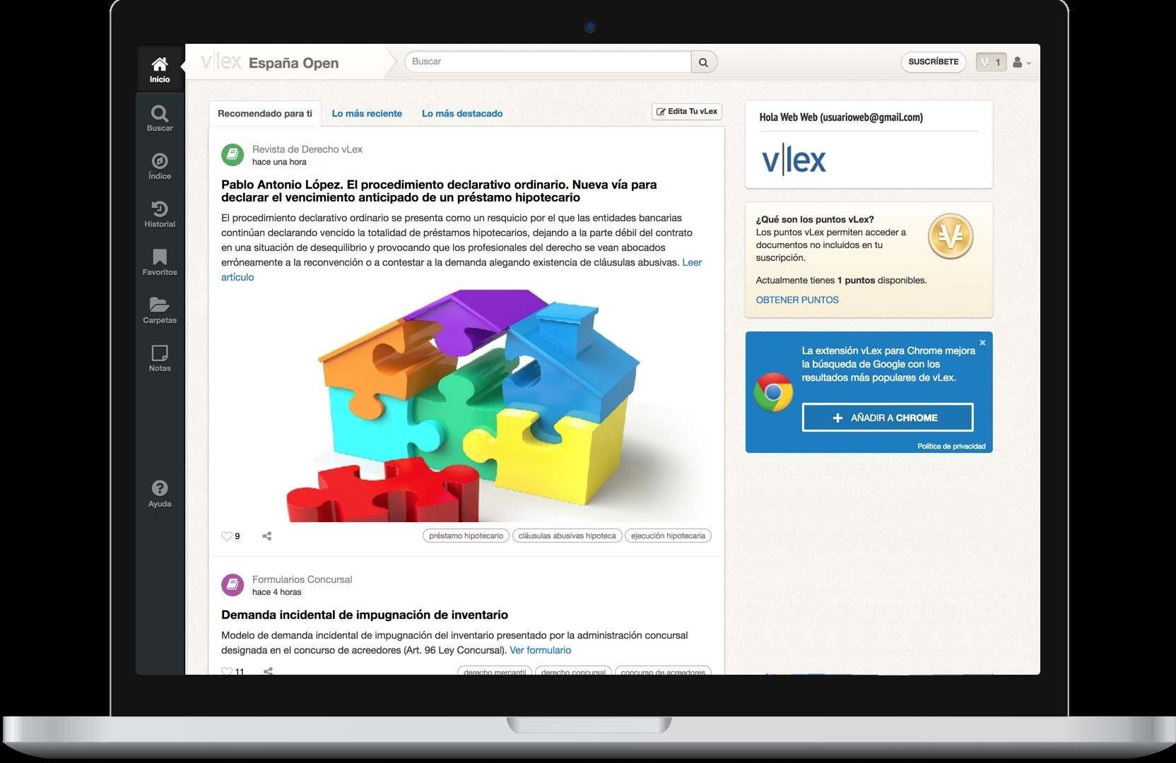 vLex Open España
